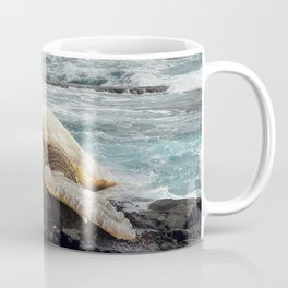 Hawaiian Honu - Sea Turtle Coffee Mug
