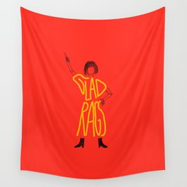 Glad Rags Wall Tapestry