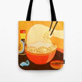 Dumpling Mania Tote Bag