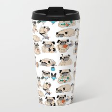 Pugsgym Metal Travel Mug