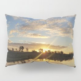 Inbetween Country and Paradise Pillow Sham