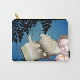 Fairytale Book Writer Carry-All Pouch