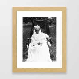 Harriet Tubman Framed Art Print