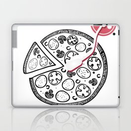 Cheesy Music Laptop & iPad Skin