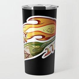 Burn It All Travel Mug