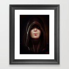 Mass Effect: Kasumi Goto Framed Art Print