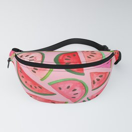 Pink Watermelon Fanny Pack