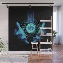 Virtual Reality Check Wall Mural