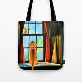 Daydreaming by Liane Wright Tote Bag