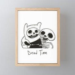 Dead Time Framed Mini Art Print