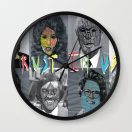 Trust in us Wall Clock