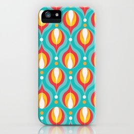 Colorful Dewdrops iPhone Case