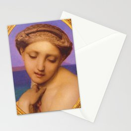 Hellenic Allure Stationery Cards