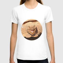 Geochelone sulcata T-shirt