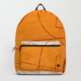 One Who Understands By Paul Klee 1934 Backpack