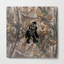 gnar realtree Metal Print