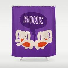 BONK!  Shower Curtain