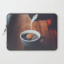 Dreams In My Coffee Laptop Sleeve
