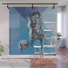 O&P: MC Grizzly Pt.2 - So Grizzly Right Now! Wall Mural