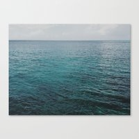 jamaica Canvas Prints featuring Jamaica by Stefanee