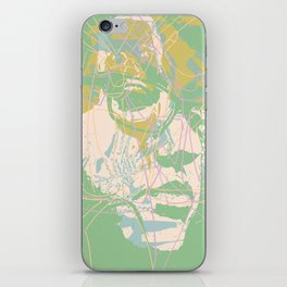 As it was and is not now iPhone Skin