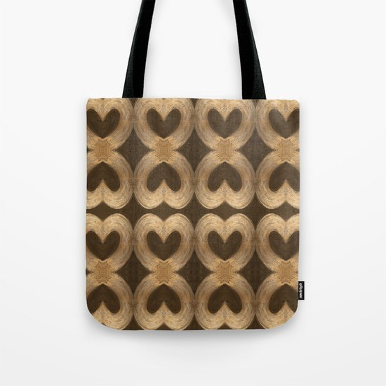 Burleniya hearts (alternative version) Tote Bag