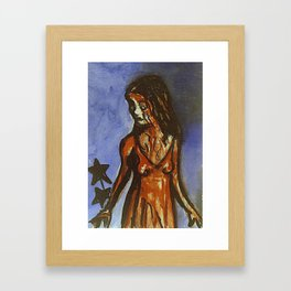 Sorry About Your Prom Framed Art Print