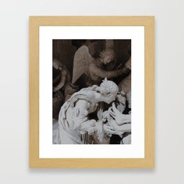 Sculpture 2 Framed Art Print