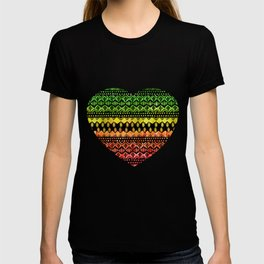 One Love Tribal {black} T-shirt