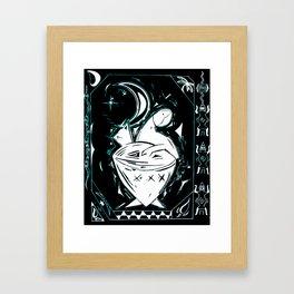 Ceremonial by Kenny Rego Framed Art Print