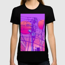Anime Wires T-shirt