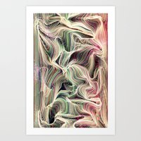 Astral Connections Art Print