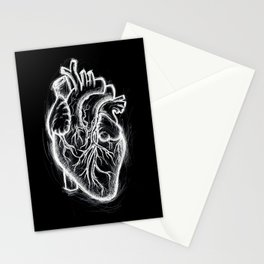 Telltale Heart Stationery Cards
