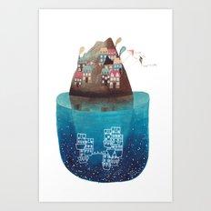 island III Art Print