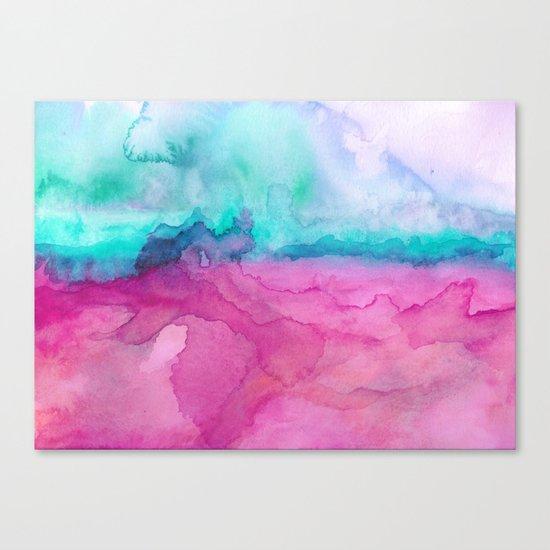 Tidal II Canvas Print
