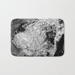 Boiling thermal water Bath Mat