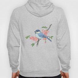 Blue Chickadee Hoody