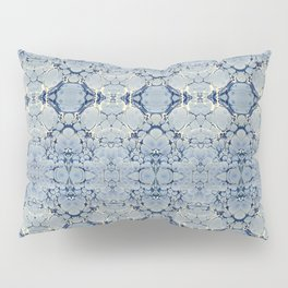 Winter Blue Pillow Sham