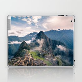 Mountain Peru Laptop & iPad Skin