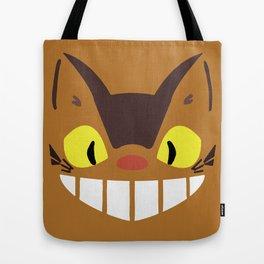 Catbus Tote Bag