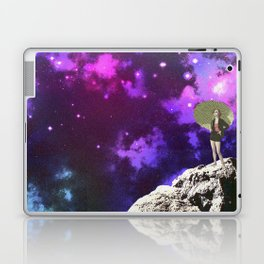Lady in Space II Laptop & iPad Skin