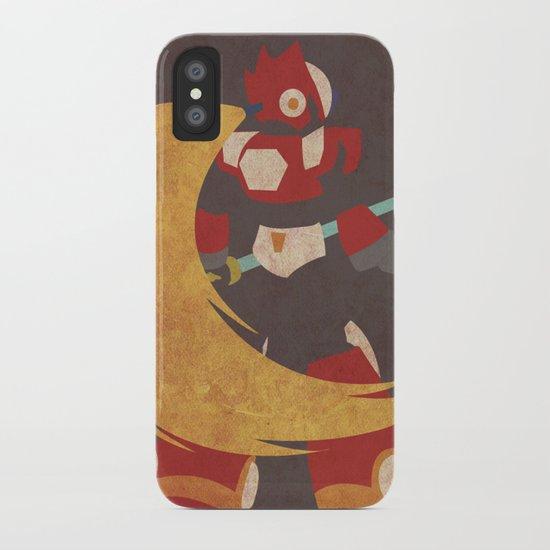 Zero iPhone Case