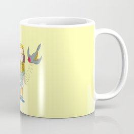 cloud swallows Coffee Mug