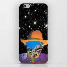 Space Cowboy. iPhone & iPod Skin