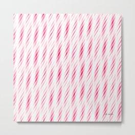 My Pink Design Metal Print