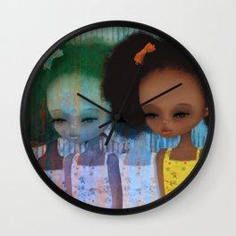 Deja-vu Wall Clock