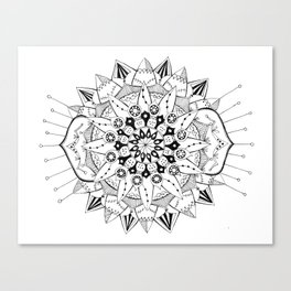 Mandala Series 03 Canvas Print