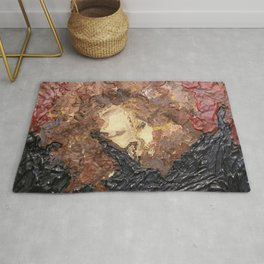 The Velvet Rope Abstract Rug
