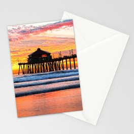 HB SUNSETS  Monsoon Skies Stationery Cards