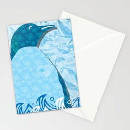 Penguin: Love Stationery Cards